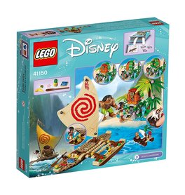 LEGO® Disney™ Oceaniczna podróż Vaiany