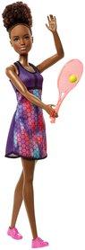 Barbie lalki Kariera Tenisistka