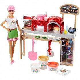 Barbie, lalka z zestawem