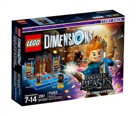 LEGO® Dimensions™ Fantastic Beasts and Where to Find Them™ Story Pack