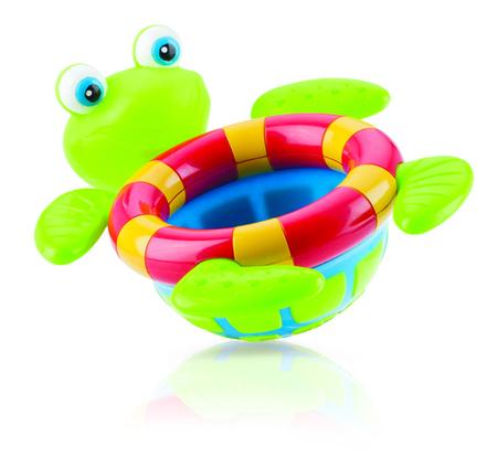 Pływający żółwik (1)