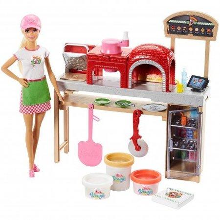 Barbie, lalka z zestawem (1)
