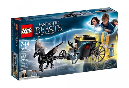 LEGO® Fantastic Beasts™ Ucieczka GrindelwaldaLEGO® (1)
