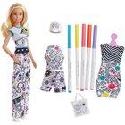 Barbie, lalka Kolorowa Moda (1)