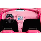 Barbie, samochód Cabriolet, różowy  (3)