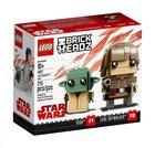 LEGO® BrickHeadz Luke Skywalker™ i Yoda™ (1)